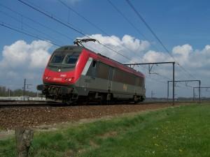 Locomotive Alstom