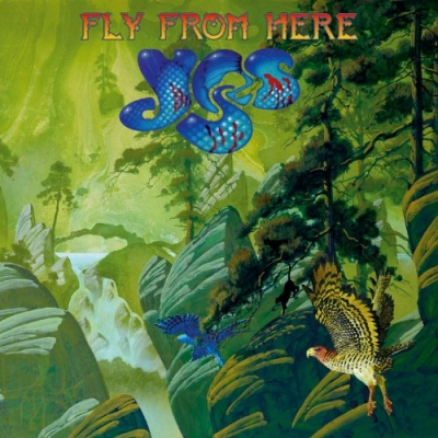 Yes - Fly From Here [CD+DVD]
