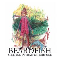 beardfish-sleeping