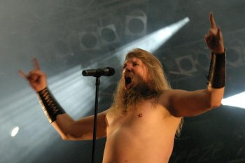 Amon Amarth, Summer Breeze 2005