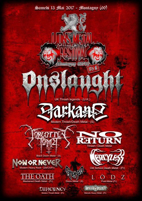 Lions Metal Festival